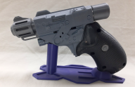 A 3D printed PPG pistol